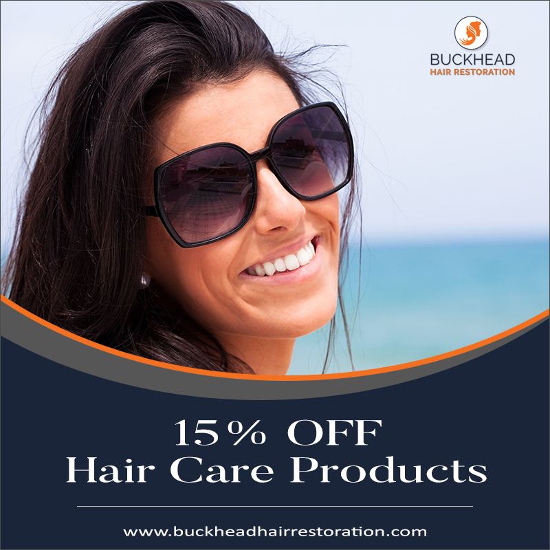 15% OFF Hair Care Products