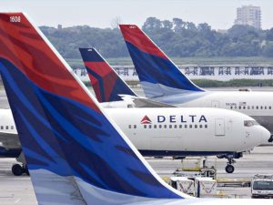 Travel accommodations by delta