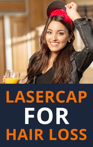 LaserCap for Hair Loss Female Hair Loss