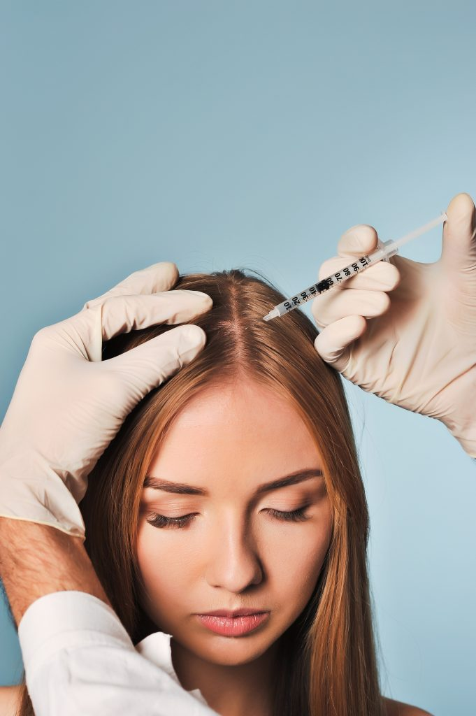 Restoration could be the answer to your hair loss.