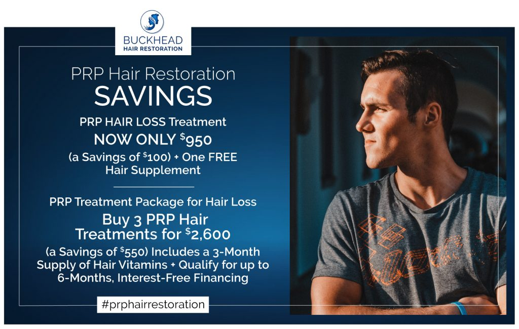 Buckhead Hair Restoration in Atlanta and Warner Robins. Dr. Monte Slater at slatermd.com offers #hairrestoration #hairloss #Plateletrichplasmatherapy. Check out current Hair Restoration Specials for 2019.