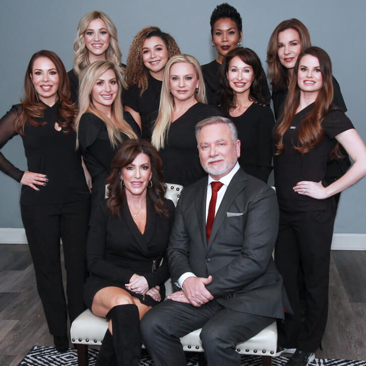 Meet our Team at Buckhead Hair Restoration and Aesthetic Body Sculpture Clinic.