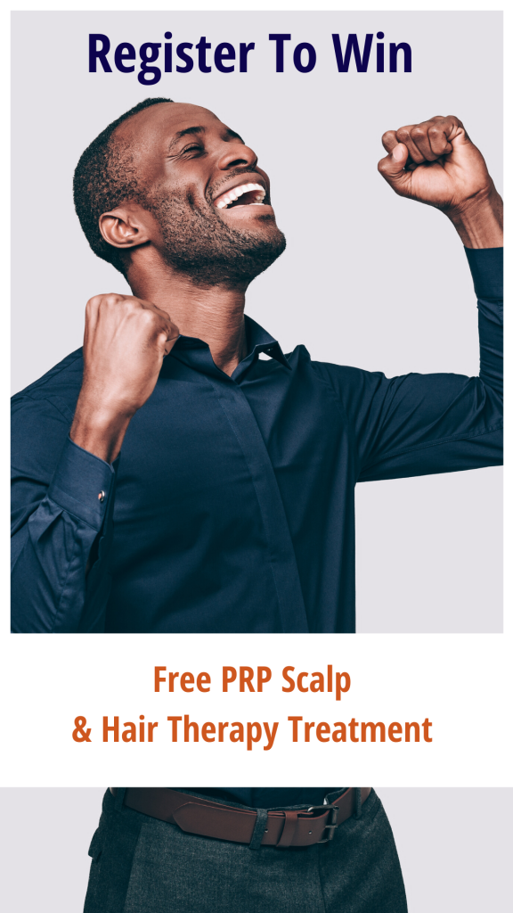 Register to Win PRP Injections from Buckhead Hair Restoration